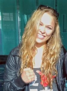 Ronda Rousey (izvor:wikipedia.org)