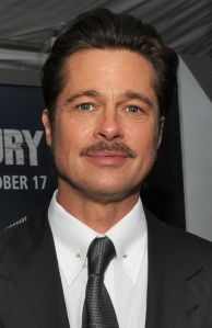 Brad Pitt na premijeri filma (izvor: Wikimedia Commons)